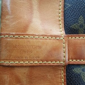 Previous Listing of Louis Vuitton Backpack